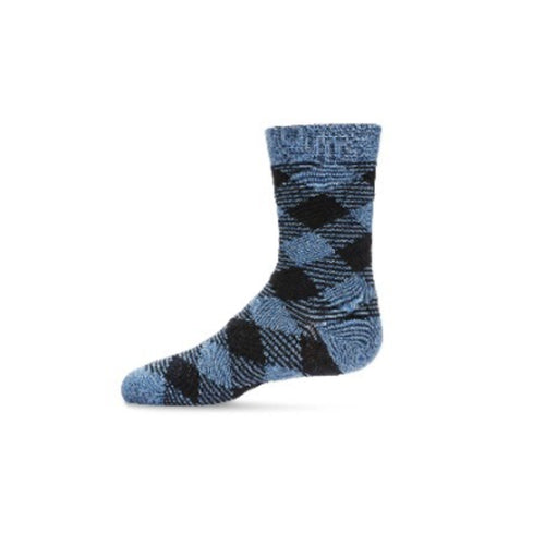 Argyle Boys Crew Socks