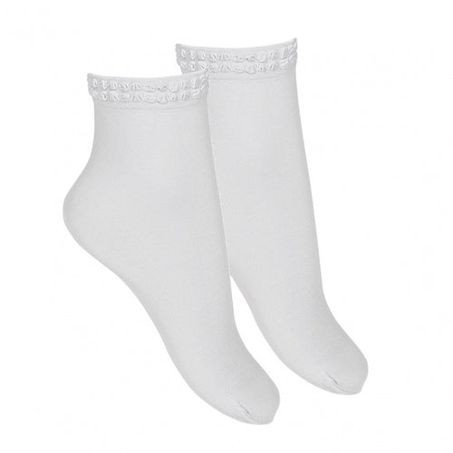 Condor Sheer Bubble Cuff Anklet Sock - 4578/4