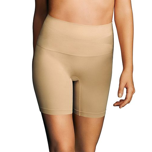 Maidenform Seamless Thigh Slimmer Shapewear with Waist Band