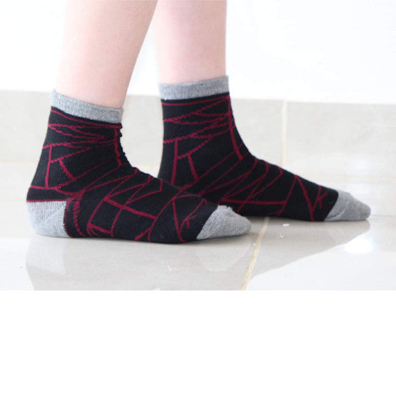 Blinq Collection Geometric Sock