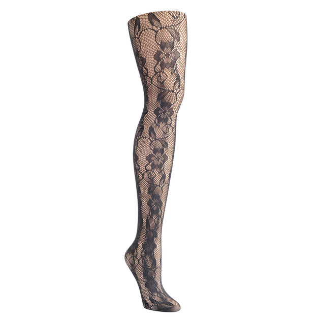 Hanes Fashion Lace Tights