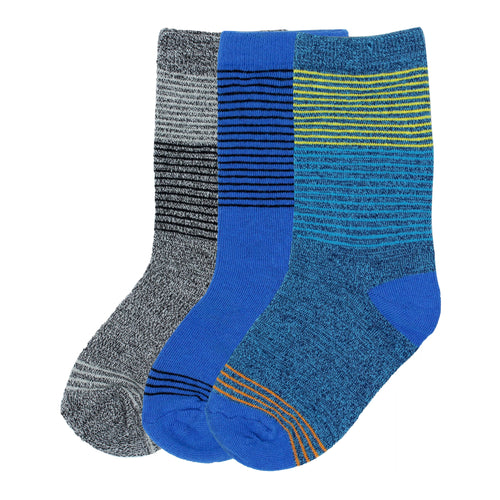 Trimfit Mini Stripe Crew Sock