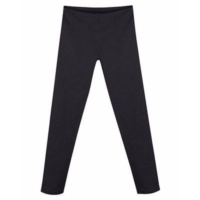 Hanes Girls Cotton Stretch Leggings