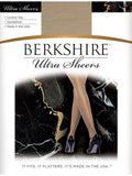 Berkshire Ultra Sheer Control Top Pantyhose 4415 - Sandalfoot