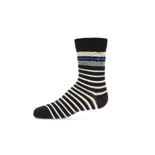 Striped Boys Crew Socks