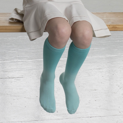 Blinq Collection Ombre Knee High Sock