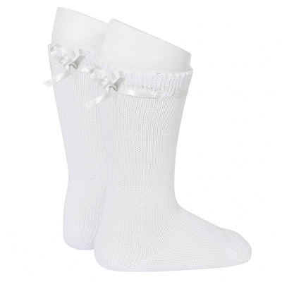 Condor Knee High Sock with Ribbon - 2558/2