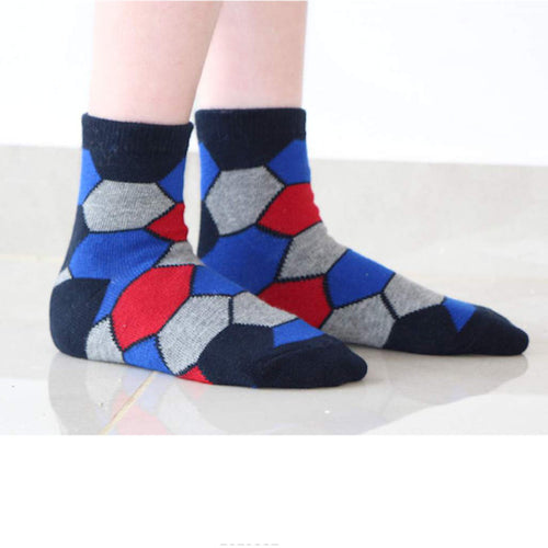 Blinq Collection Polygon Sock
