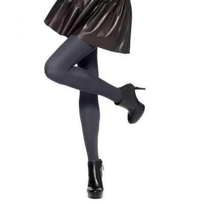 ba931f16b9c HUE Luster Opaque Tights with Control Top