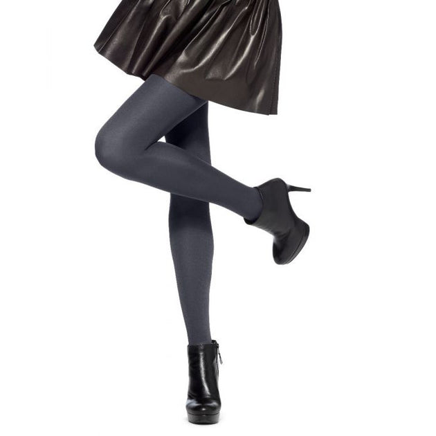HUE Luster Opaque Tights with Control Top