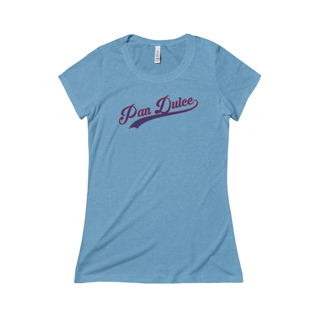 Pan Dulce Ladies Slim T-Shirt