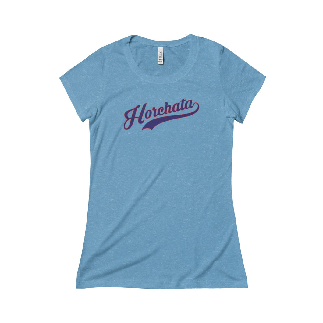 Horchata Ladies Slim T-Shirt