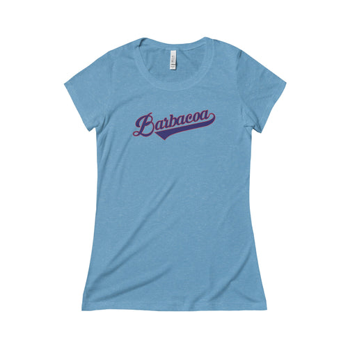 Barbacoa Ladies Slim T-Shirt