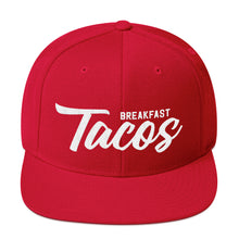 Breakfast Tacos Snapback Hat