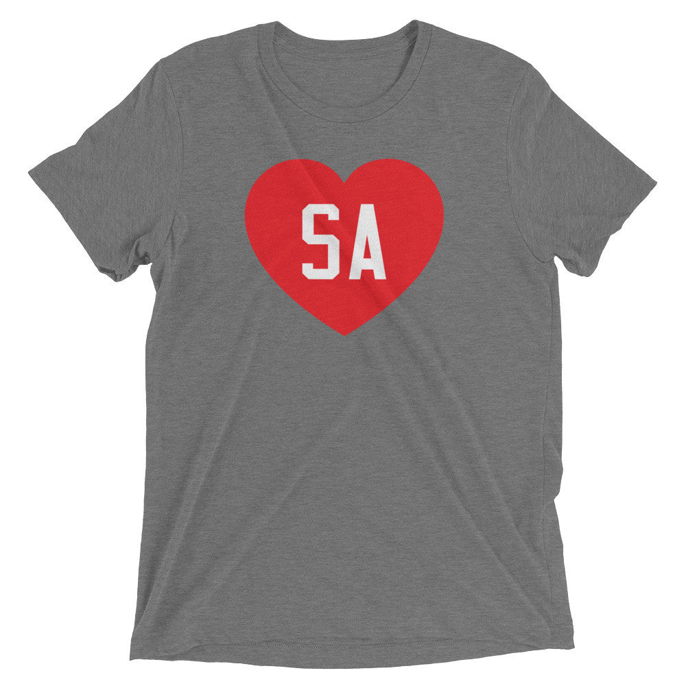 We Love SA Unisex T-Shirt (Red/White)
