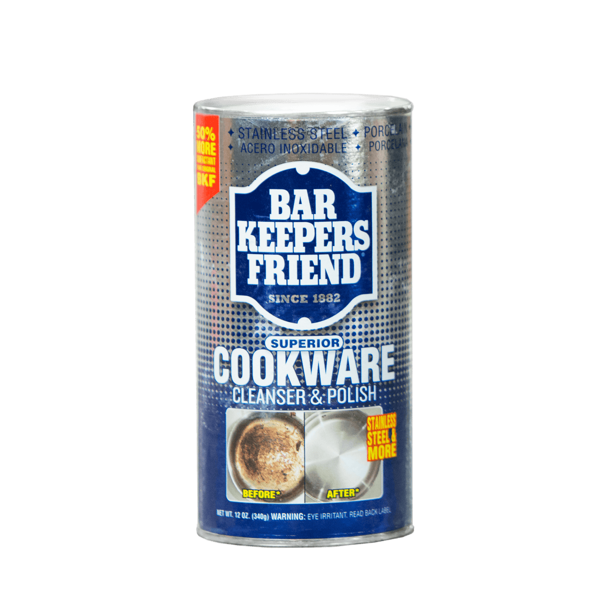 Bar Keepers Friend - Cookware Cleaner