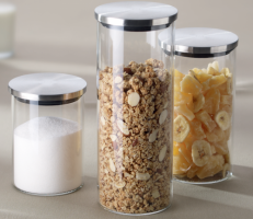ZWILLING Glass Storage Jar - 3 Piece Set
