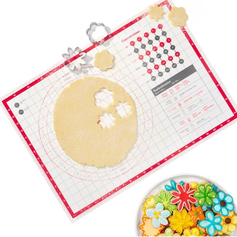 Pastry Mat - Silicone