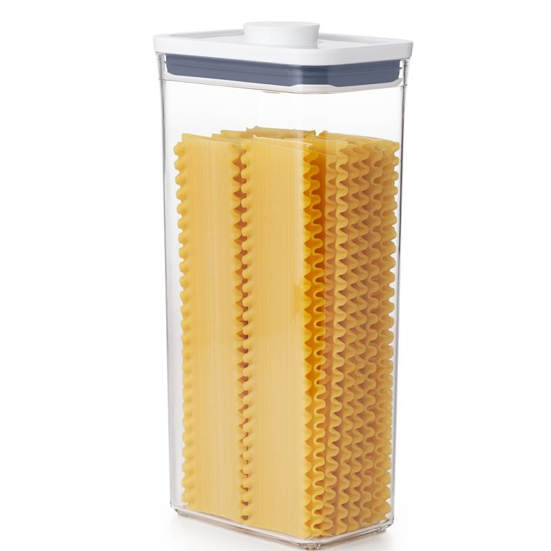 POP 2.0 Rectangle Tall Container, 3.5L
