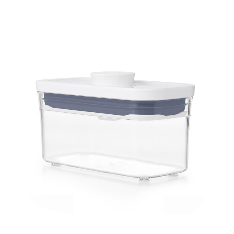 POP 2.0 Slim Rectagle MIni Container, 0.4L