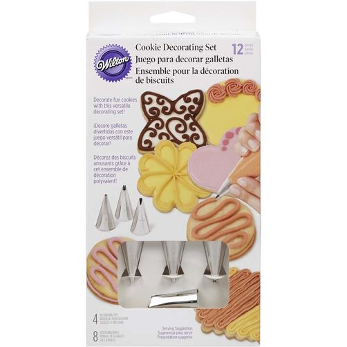 Decorating Set-12 pc Cookie