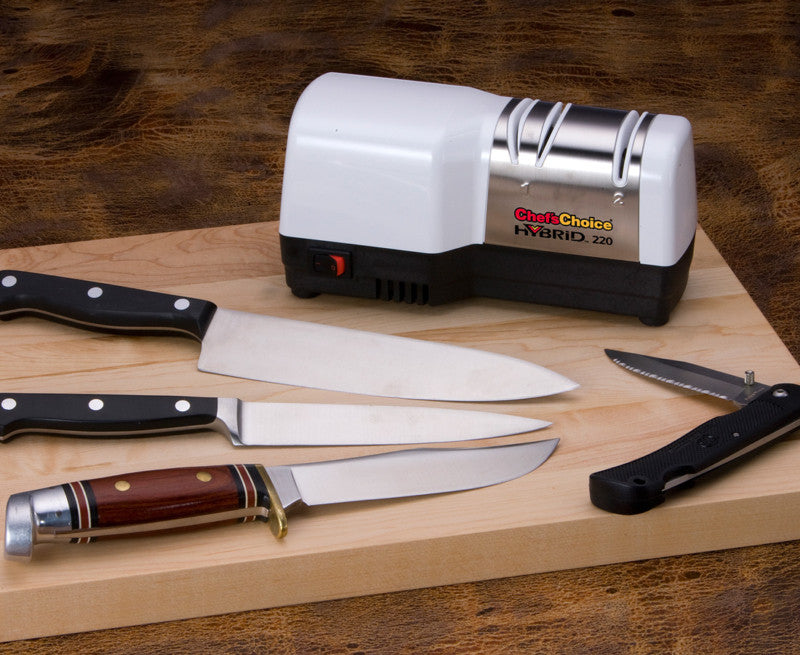Chef's Choice Hybrid Diamond Hone Knife Sharpener
