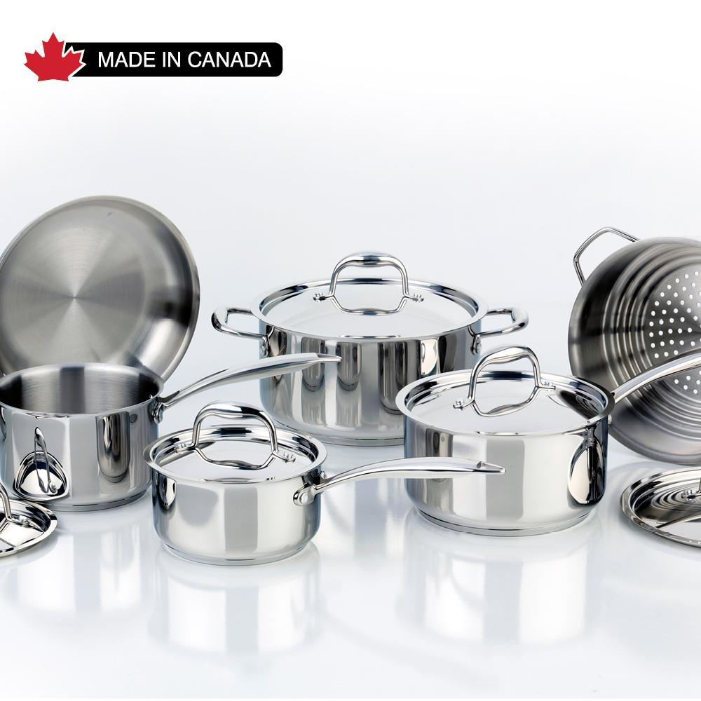 Meyer Accolade Cookware Set - 11pc