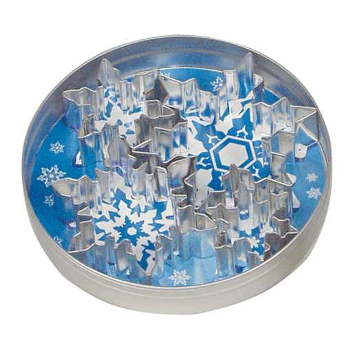 Cookie Cutter Set-Snowflake