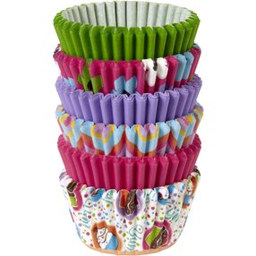 Cupcake Liners-Mini Pinks and More