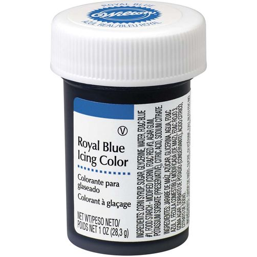 Gel Food Coloring-Royal Blue