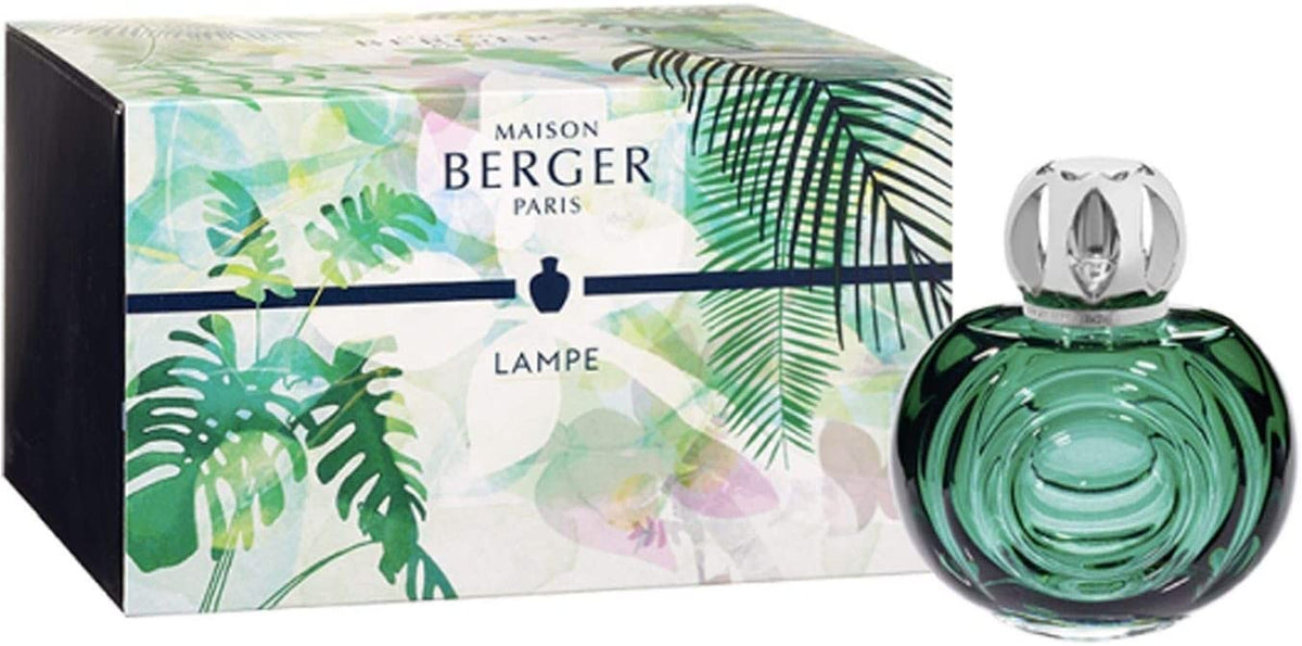 Maison Berger Immersion Green Lampe Gift Set