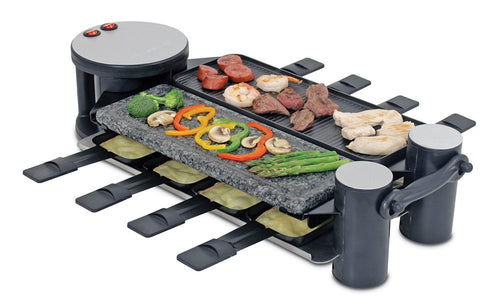 Swivel Raclette Party Grill