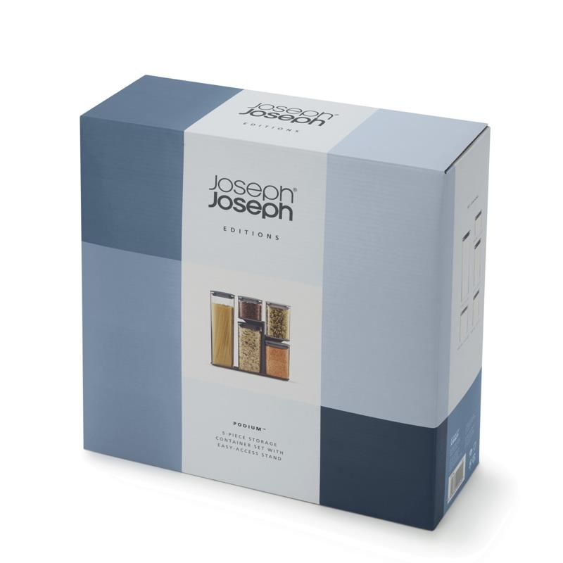 JOSEPH JOSEPH Podium Food Storage Set