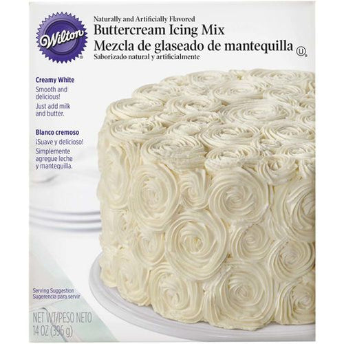 Buttercream Icing Mix