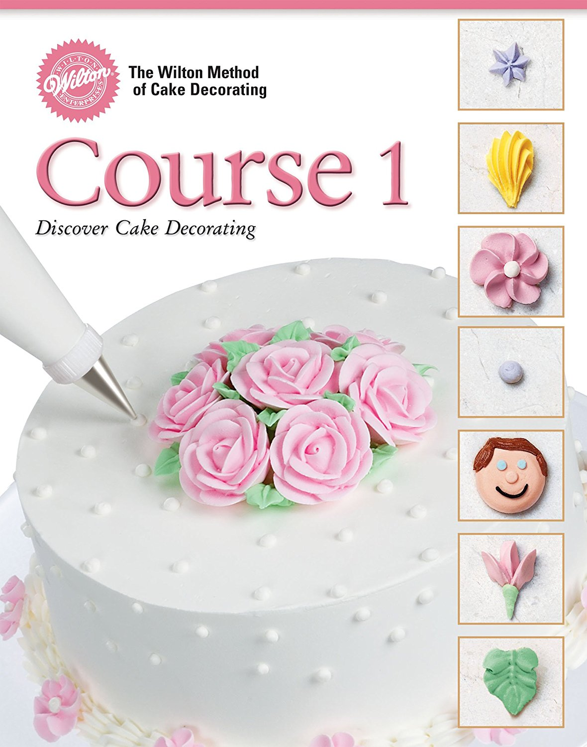 Course 1 Student Guide-Discover Cake Decorating