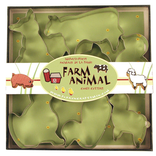 Cookie Cutter Set-Farm Animal
