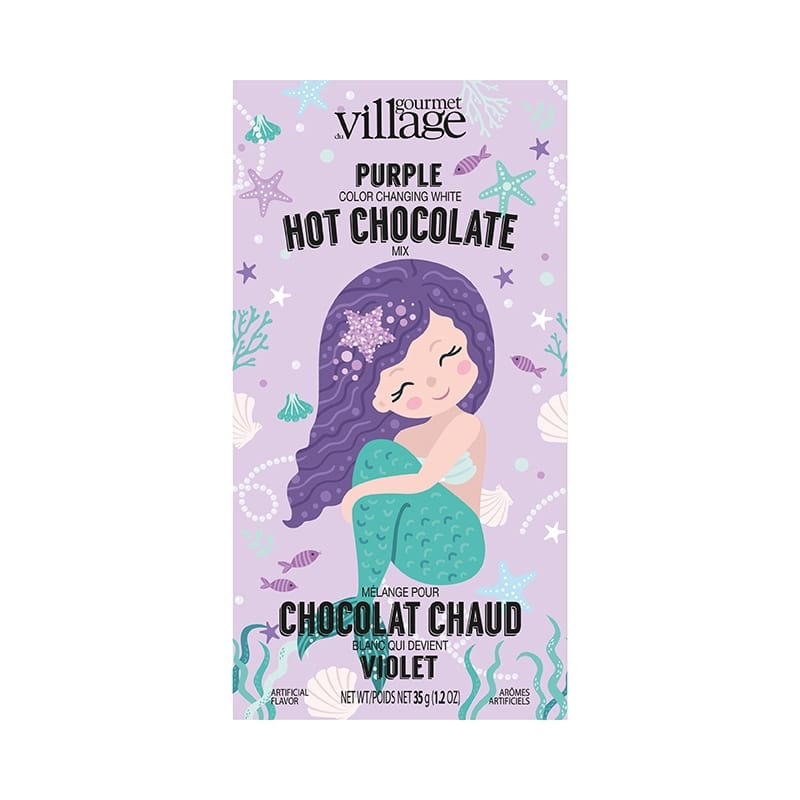 Gourmet Village Hot Chocolate - Whimsical Characters