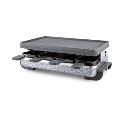 Eiger Raclette Party Grill-Cast Iron Plate