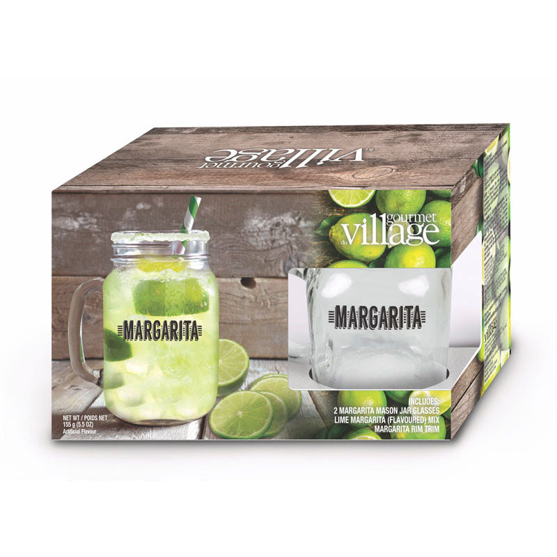 Gourmet Village Lime Margarita Kit