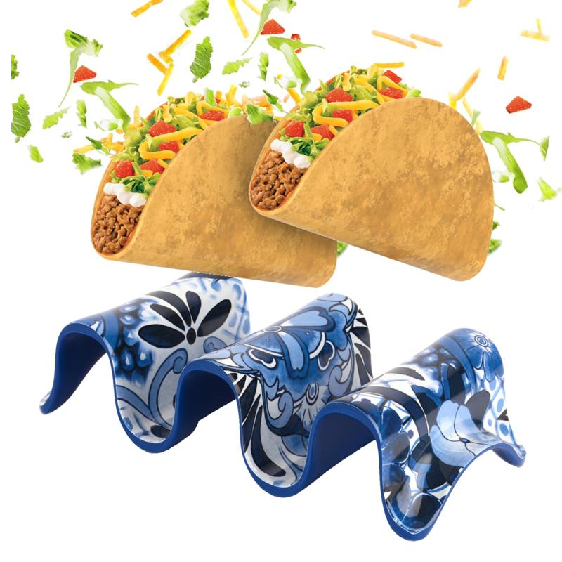 Taco Rack - Multi Blue