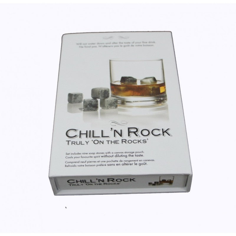 Chill'N Rock Set - 9 pc.