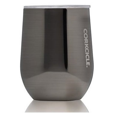 CORKCICLE - Stemless Cup Gunmetal 12 oz