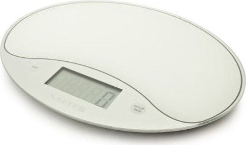 Taylor Ultra Thin Oval Glass Scale