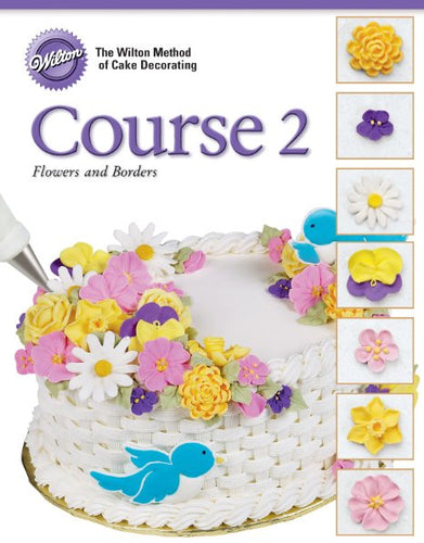Course 2 Student Guide-Flowers and Borders