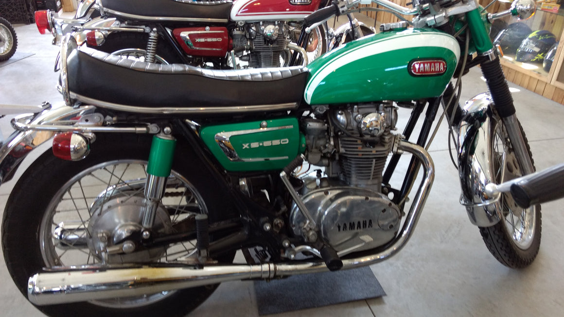 You can still buy one of these! - BFE Vintage Motorcycles