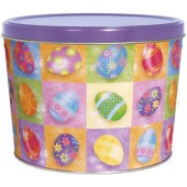 Bright Eggs 2 Gallon Tin