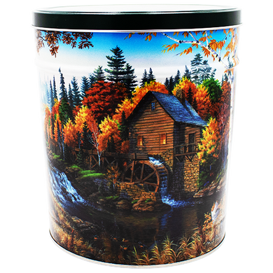 Autumn Splendor 3.5 Gallon Tin