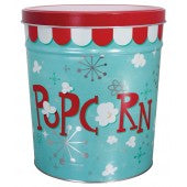 Popcorn Blast 3.5 Gallon Tin
