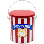 Blue Ribbon Popcorn 1 Gallon Tin