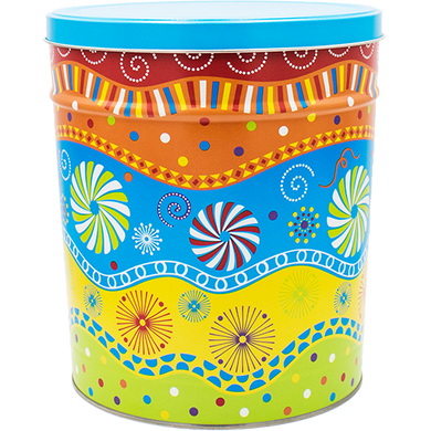 Panache 3.5 Gallon Tin